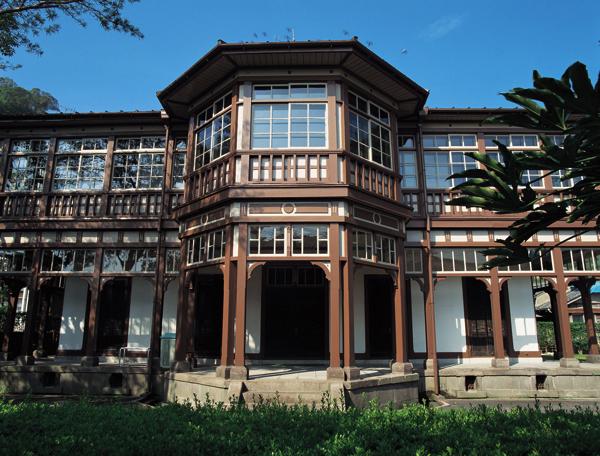 旧鹿児島紡績所 技師館(異人館)