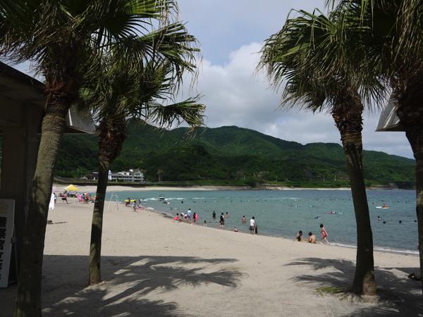 ダグリ岬海水浴場