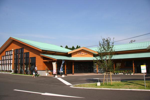 道の駅すえよし(四季祭市場)