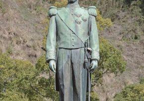島津忠義公 銅像