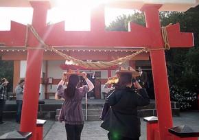 釜蓋神社(かまふたじんじゃ)