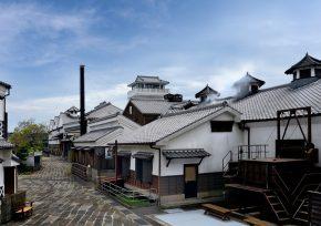 薩摩酒造 花渡川蒸溜所「明治蔵」