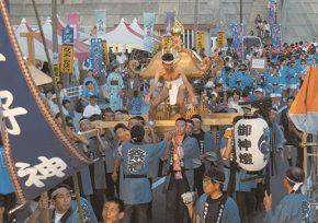 さつま黒潮「きばらん海」枕崎港祭り