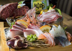 地魚と焼酎がうまい店 キングオブチキン