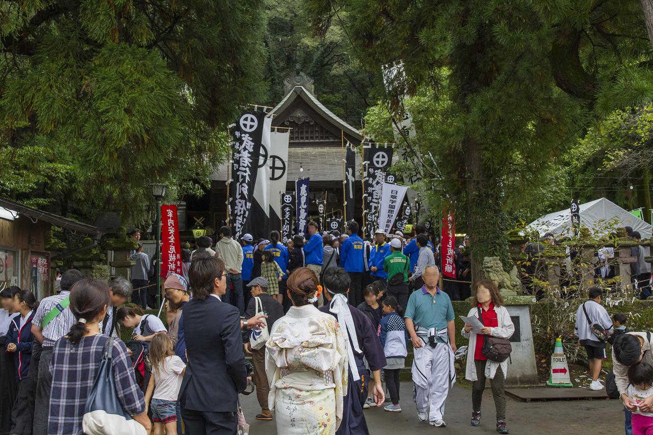 妙円寺詣り2