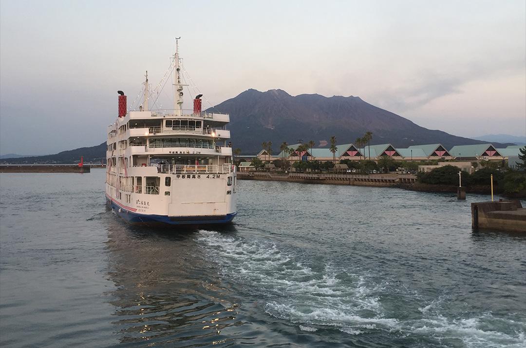桜島納涼観光船03