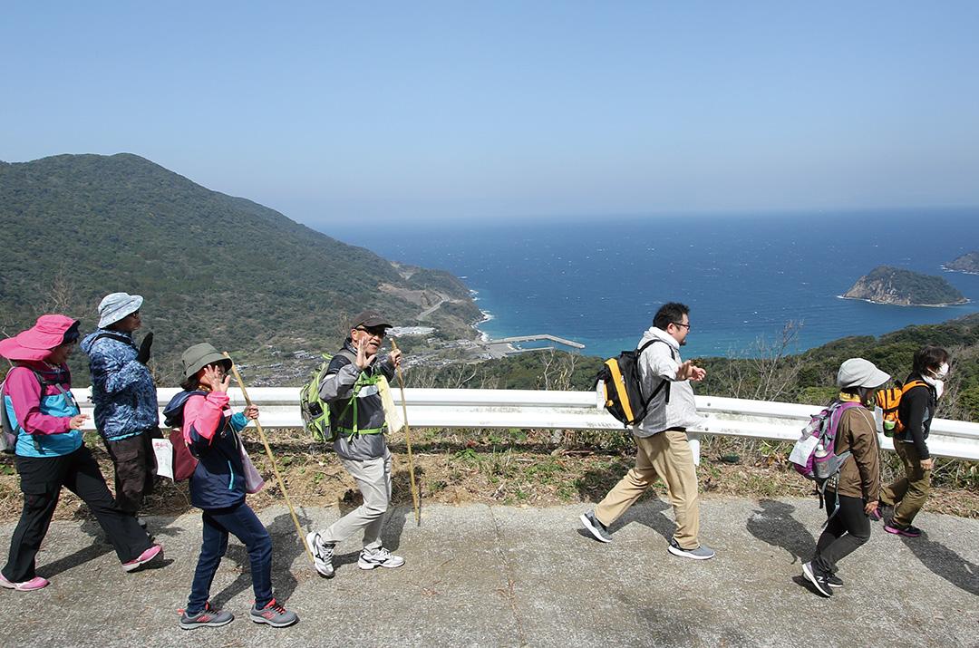 第8回 南さつま海道鑑真の道歩き